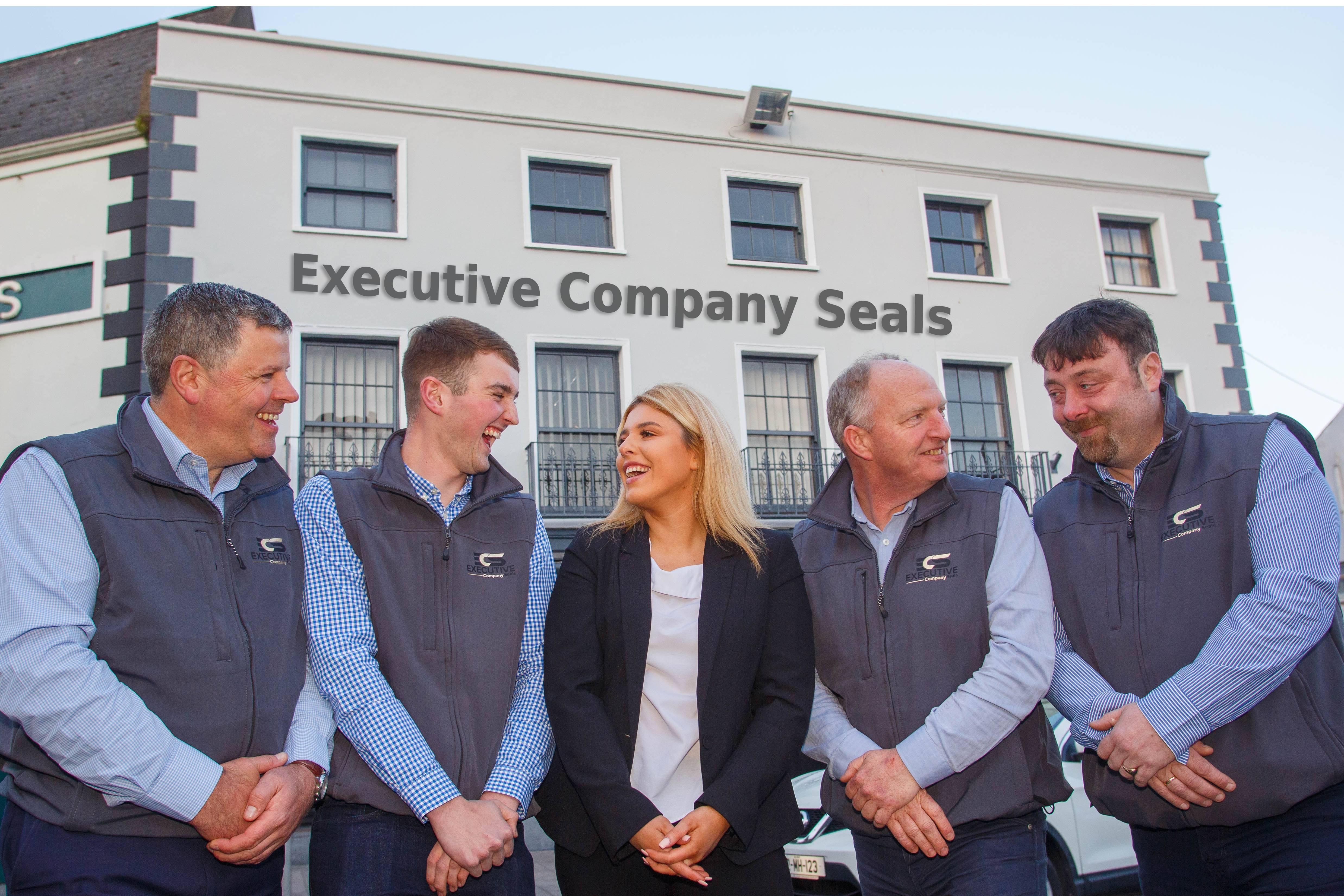 Executive Company Seals Team